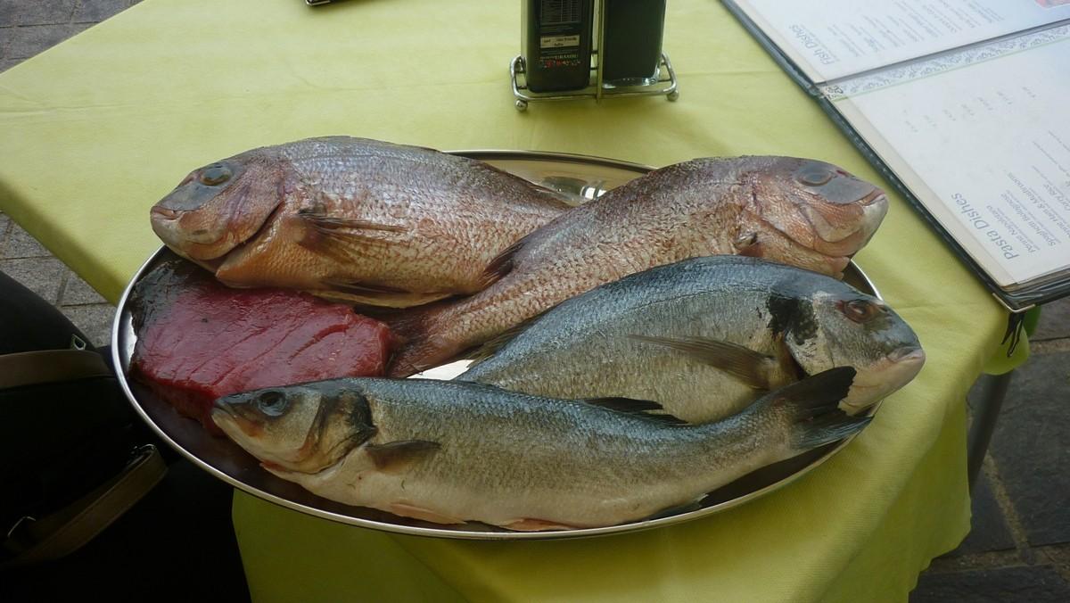 Seznamka s názvem ryby