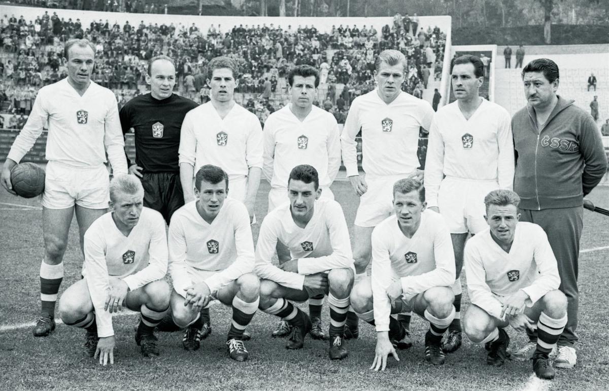 MS ve fotbale před 55 lety Vtězové kter½m se nevěřilo