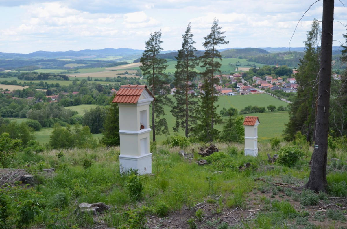 Naeradec - jedna z nejstarch obc na Podblanicku   sacicrm.info