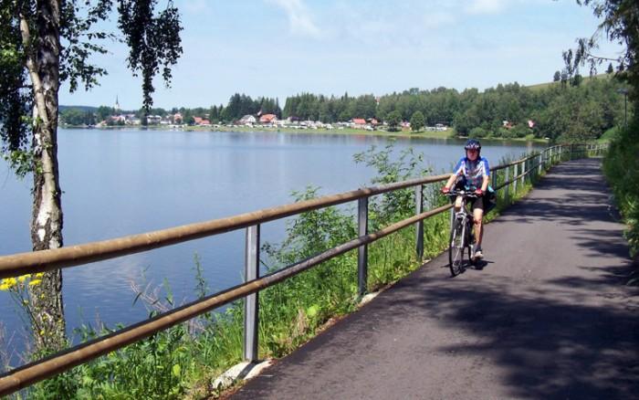 Na kole podl Vltavy do eskho Krumlova | alahlia.info