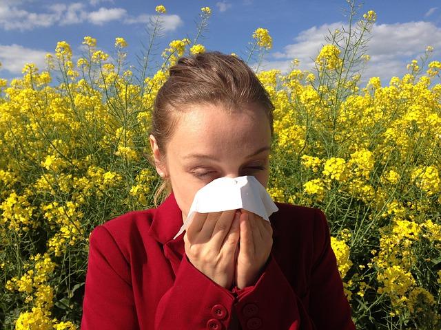 Alergická seznamka
