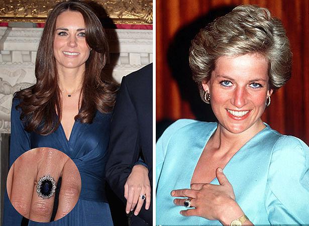 Princezna Diana A V 233 Vodkyně Kate V čem Se Podobaj 237 A č 237 M