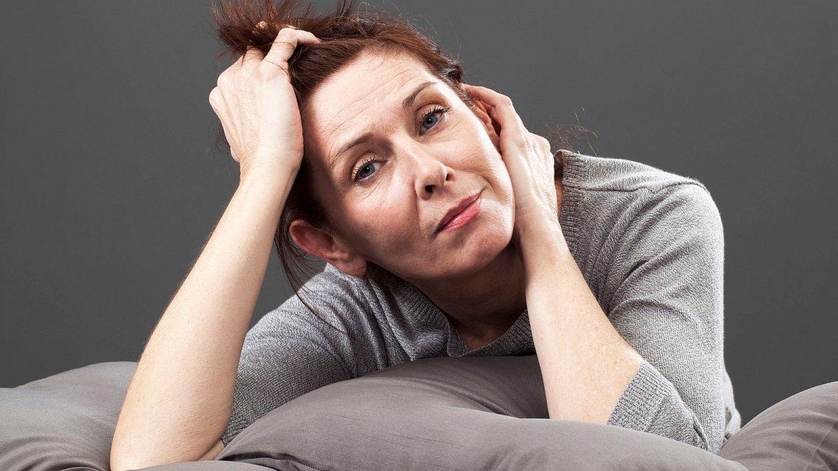 Nepříjemné příznaky menopauzy?  Víme, jak se jich zbavit
