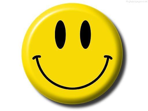 Výsledek obrázku pro usměvavý smajlík