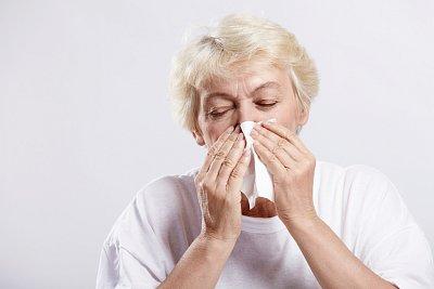 Do přírody ano, mezi lidi raději ne: chřipka útočí