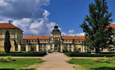 Tip na výlet: Zámek Hořovice – dar pro krásnou paní