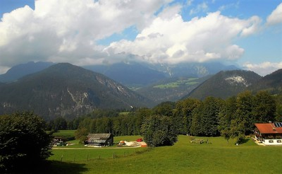 5cfe0ec3848 Bavorské Alpy