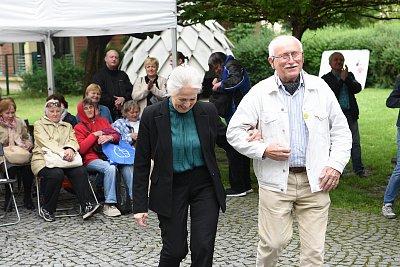 Fresh senior festival ve Ville Pellé láká na koncert Ivana Hlase, módní přehlídku či divadlo