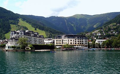 Zell am See, hotel Grand *