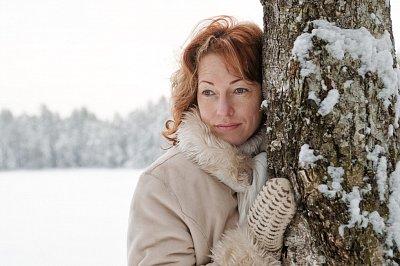 Vlasy v zimě. Jak je chránit  81e0bc5a0a