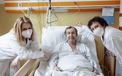 Pacientům v nemocnicích schází psychoterapeutická péče. Nejsou na ni peníze