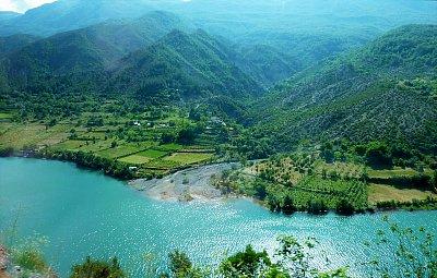 Třpytivá Albánie