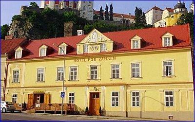 Hotel Pod zámkem Vranov