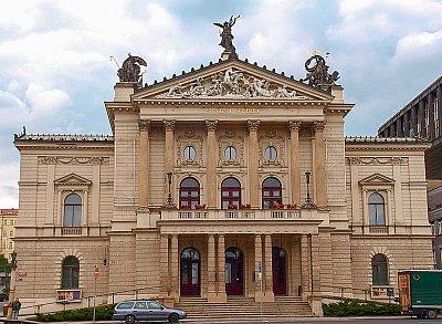 """Nabídka """"za kačku"""" pro naše čtenáře: prohlídka Státní opery Praha s koncertem"""