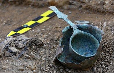 V Uherském Brodě vybuchla archeologická bomba