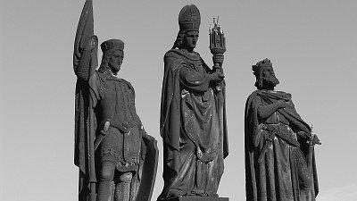 Hoj ty svatý Václave, patrone země české!