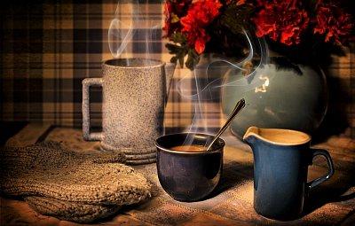 """Kávu? """"Skřivani"""" nejlépe ráno, """"sovy"""" mohou klidně i na večer"""