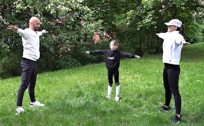 Video: Ranní rozcvička pro každý věk