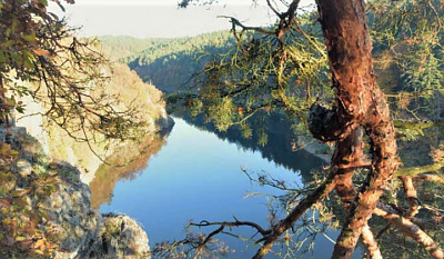 Výhledy na české řeky Lužnici, Otavu, Sázavu a Berounku