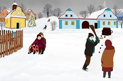 Proč jsou Vánoce v zimě?